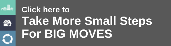 Take more Small Steps for Big Moves