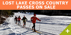 Lost Lake Cross Country passes on sale