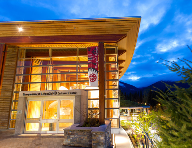 Reconciliation with Lil'wat Nation and Squamish Nation