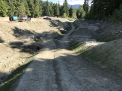 Fitzsimmons Bike Park enhancements