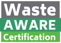 Get your cleaning crews Waste AWARE certified today.