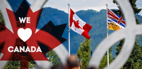 Whistler's Canada Day