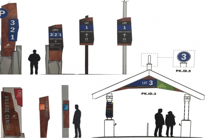 Whistler Master Wayfinding and Arrival Experience