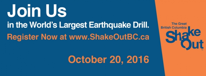 ShakeOut BC