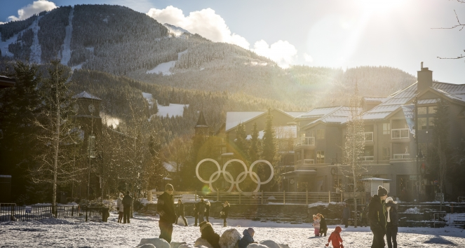 Whistler Village image by Justa Jeskova