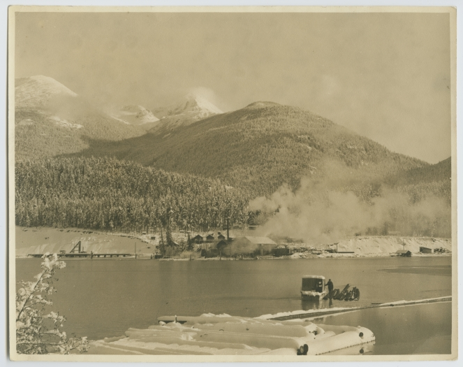 Parkhurst lands - Whistler Museum and Archives Society