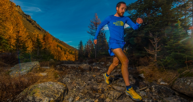 Trail runner image by Ian PC Bookstrucker Photography