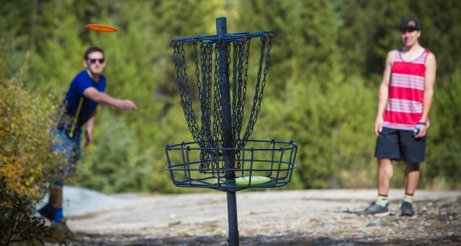 Lost Lake Park Disc Golf Course image by Justa Jeskova