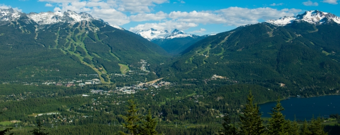 Whistler Valley image by Mike Crane