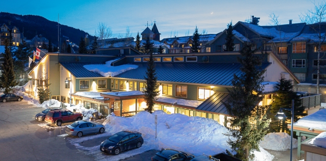 Whistler Municipal Hall image by Coast Mountain Photography