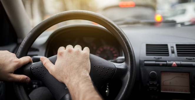 Driving photo from iStock