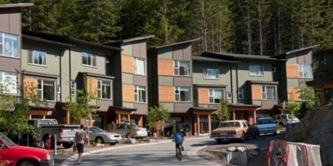 Multifamily Complex in Whistler