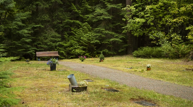 Whistler Cemetery photo by Justa Jeskova