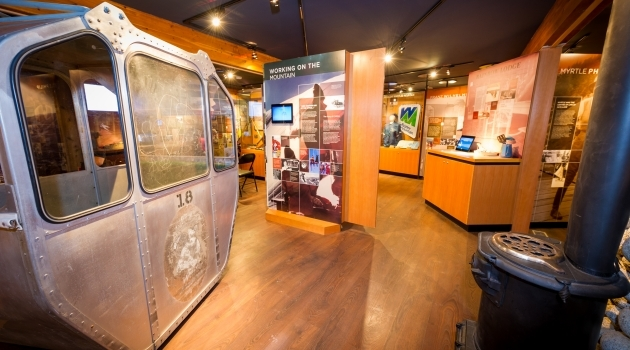 Whistler Museum image by Mike Crane