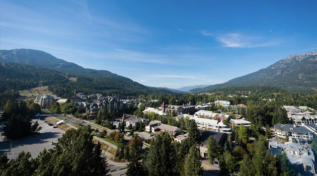 Overview of Whistler
