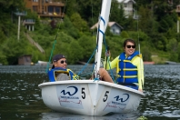 Sailing image by Mike Crane