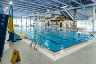 Meadow Park Sports Centre pool image by Mirae Campbell