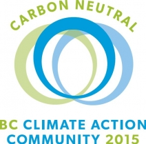 Carbon neutral: BC Climate Action Community 2015