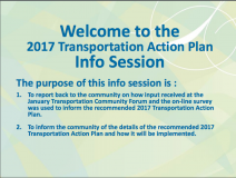 2017 TAP Information Session 23 May 2017