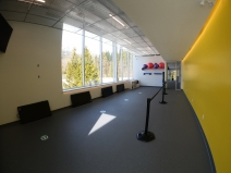 Meadow Park Sports Centre Stretching Room